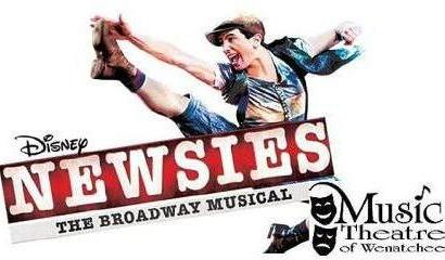 Newsies Article Banner